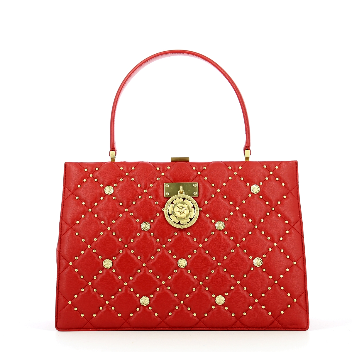 DIVINE SATCHEL RED