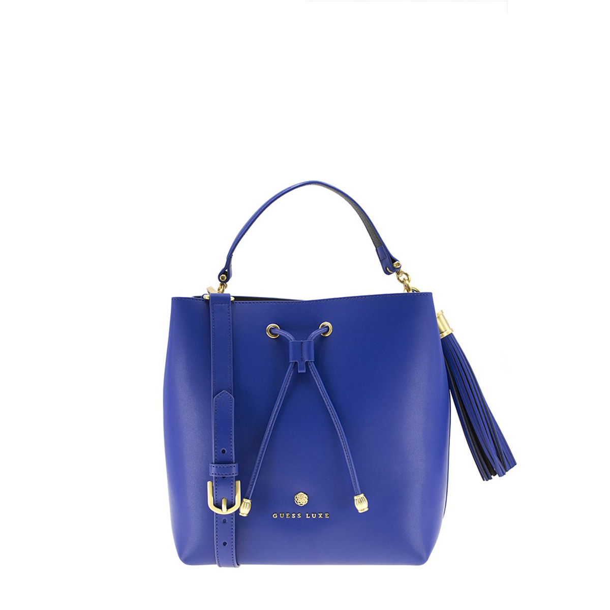 SOPHIE BUCKET BAG BLU