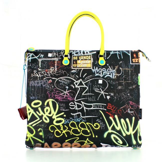 Trasformabile Borsa L L Borsa Gabs Graffiti Graffiti Graffiti Gabs Borsa L Trasformabile Trasformabile CzqfUxw