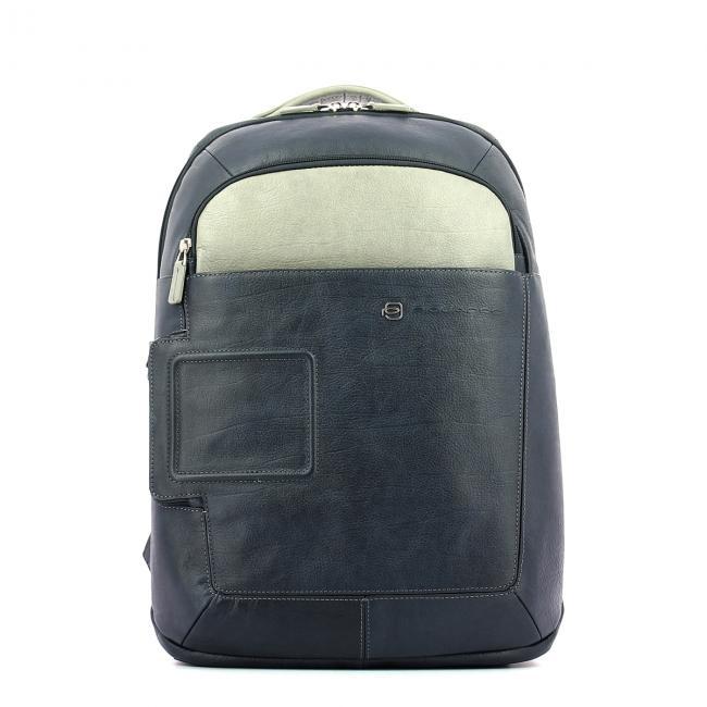 ccaf83fadb Zaino con doppia tasca Porat Pc/iPad 15.6 Piquadro   Bagalier.com