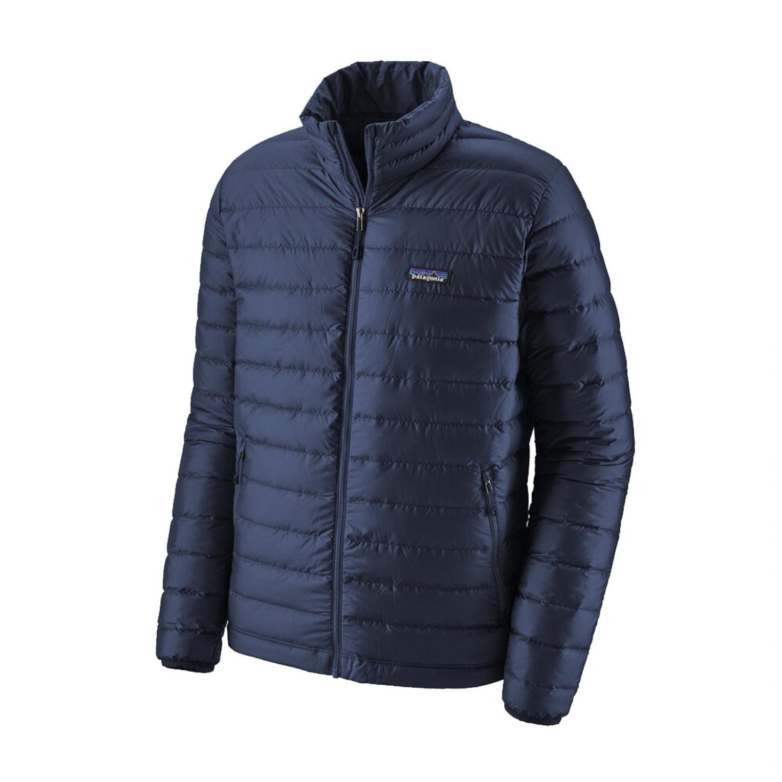 Men's Down Sweater Jacket - 1