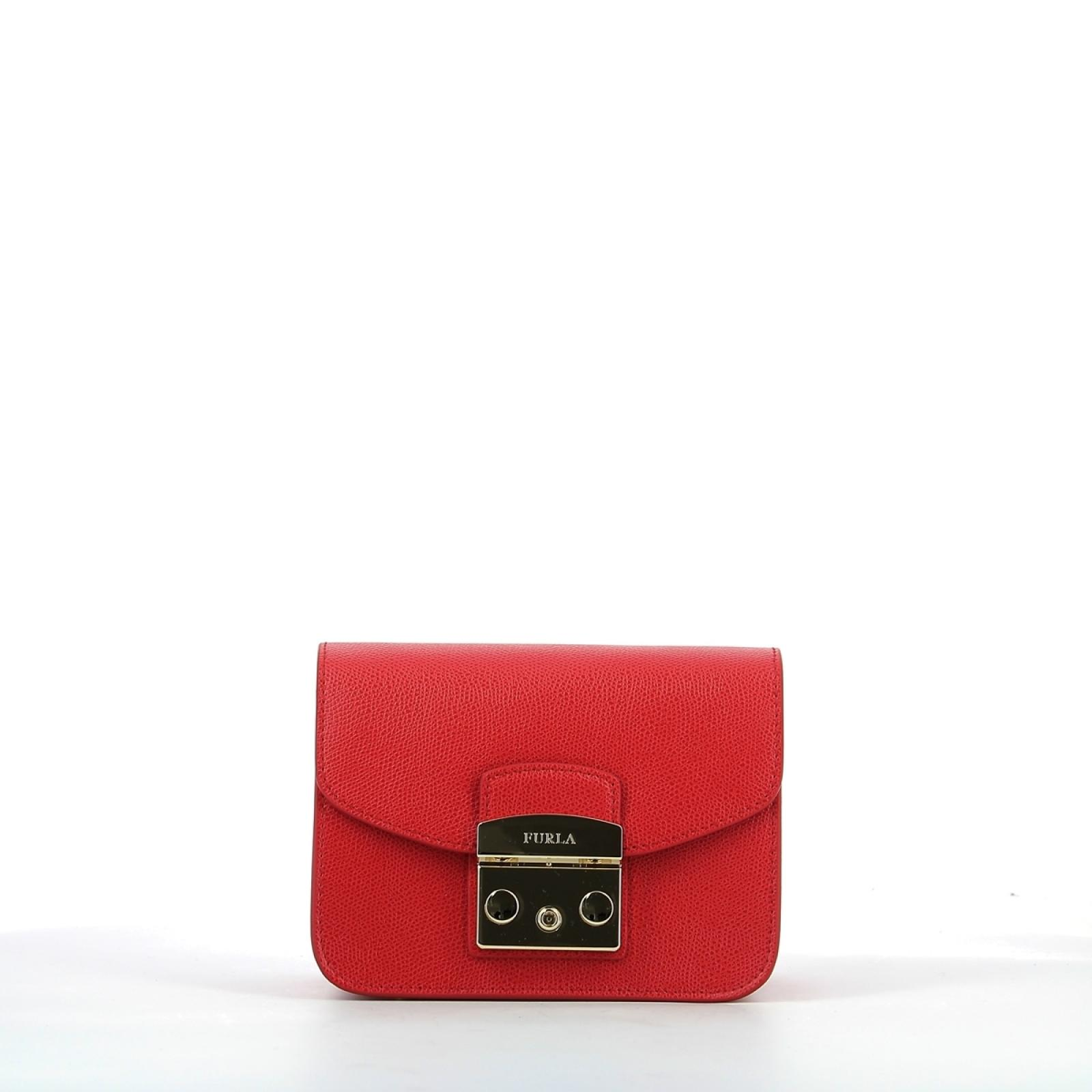 Metropolis Mini Crossbody-RUBY-UN