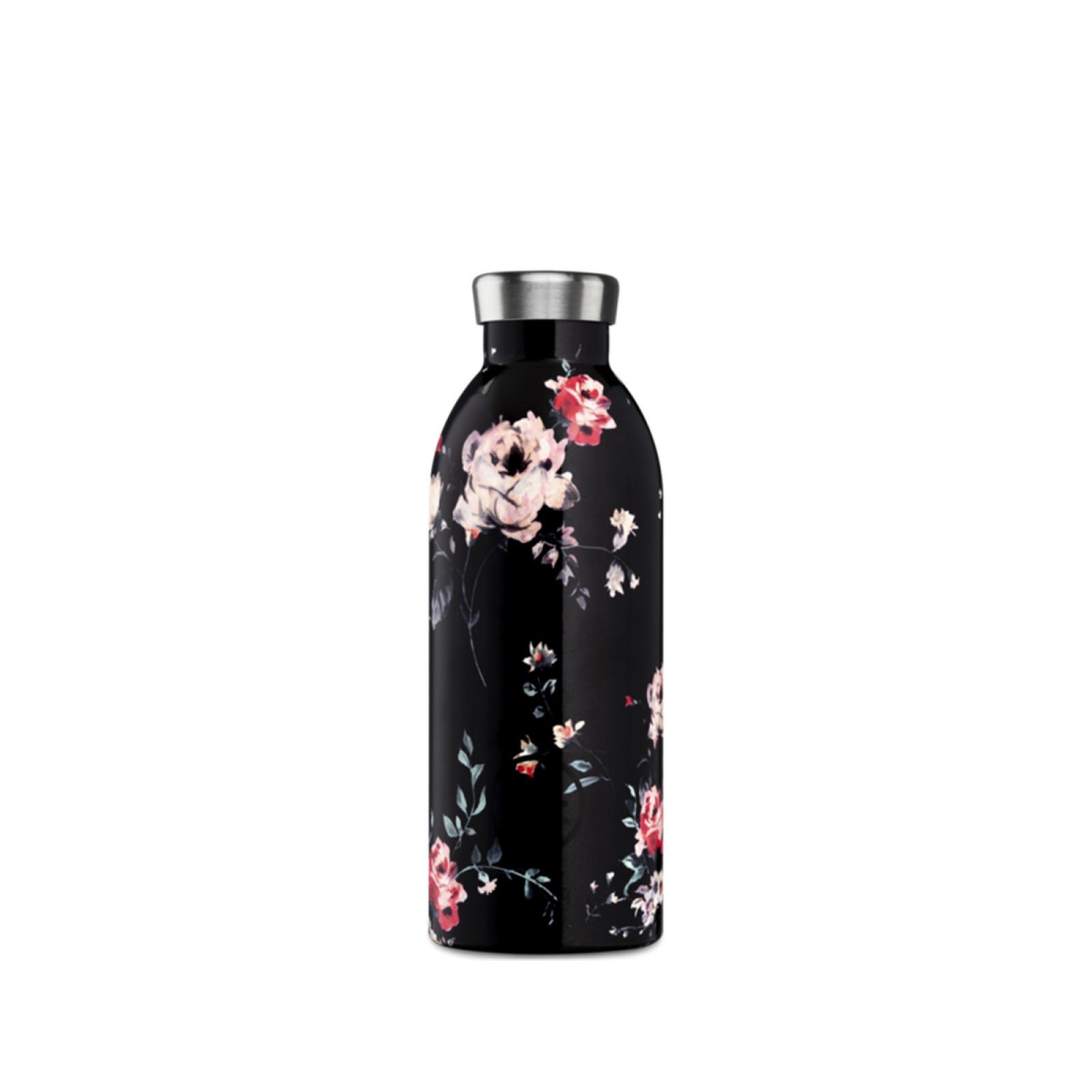 24 Bottles Clima Bottle Ebony Rose 500 ml - 1