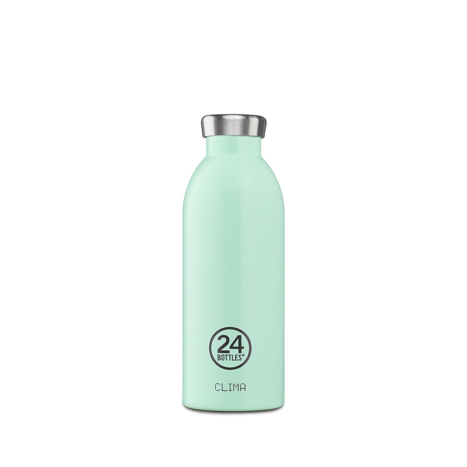 24 Bottles Clima Bottle Acqua Green 500 ml - 1