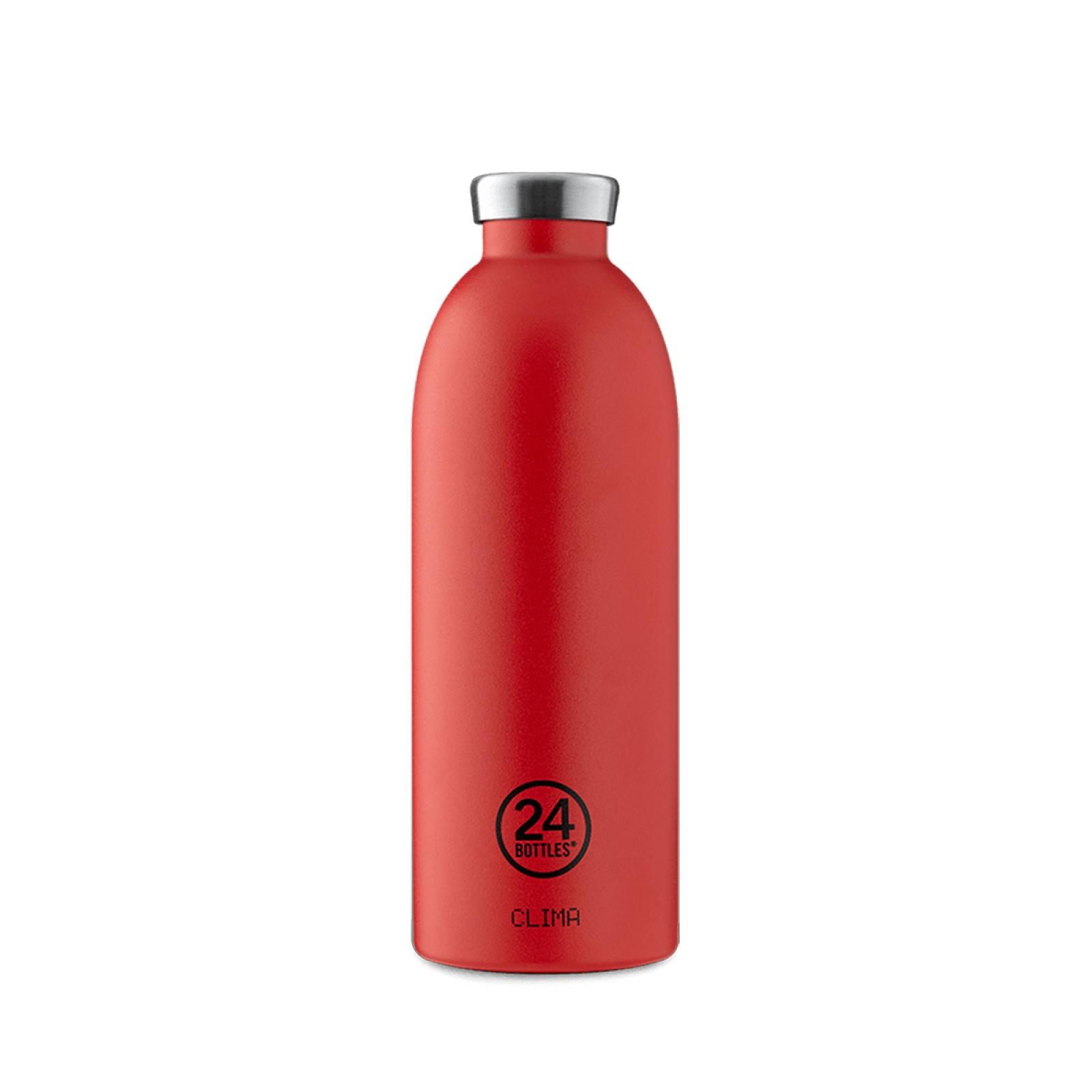 24 Bottles Clima Bottle Hot Red 850 ml - 1