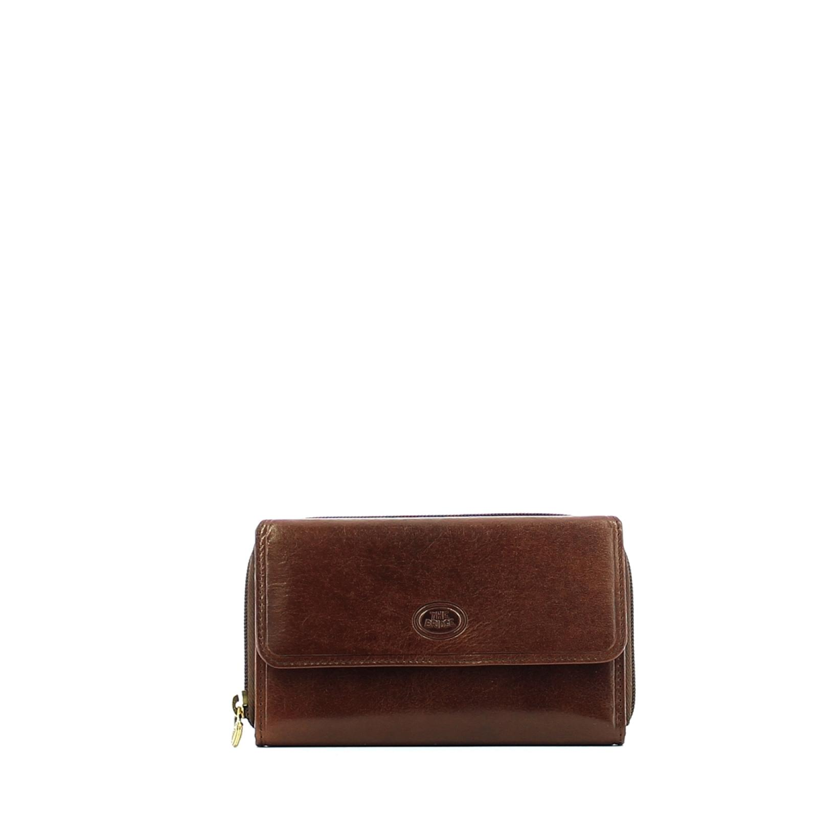 Woman Wallet Story-CUOIO-UN