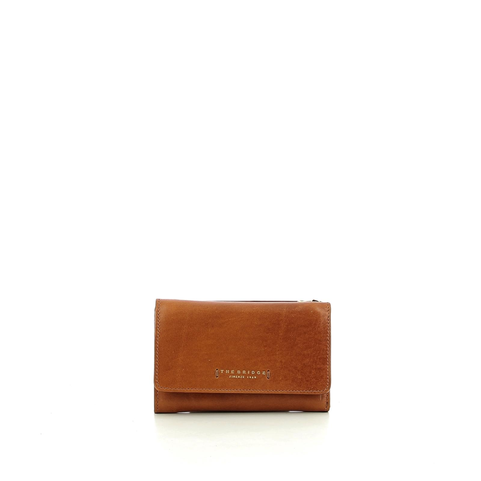 Woman Wallet Passepartout-COGNAC-UN
