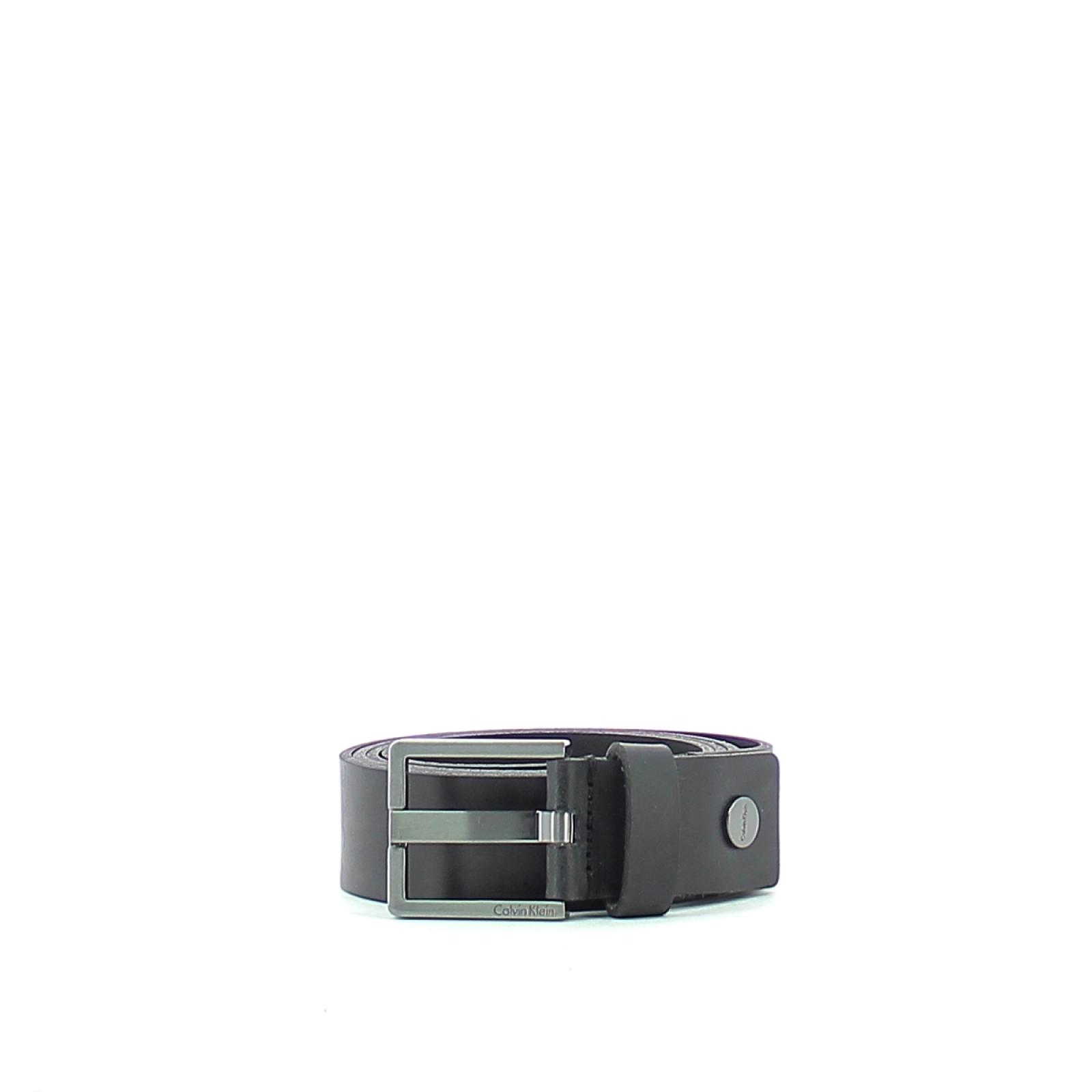 Leather Belt Casual-BLACK-120