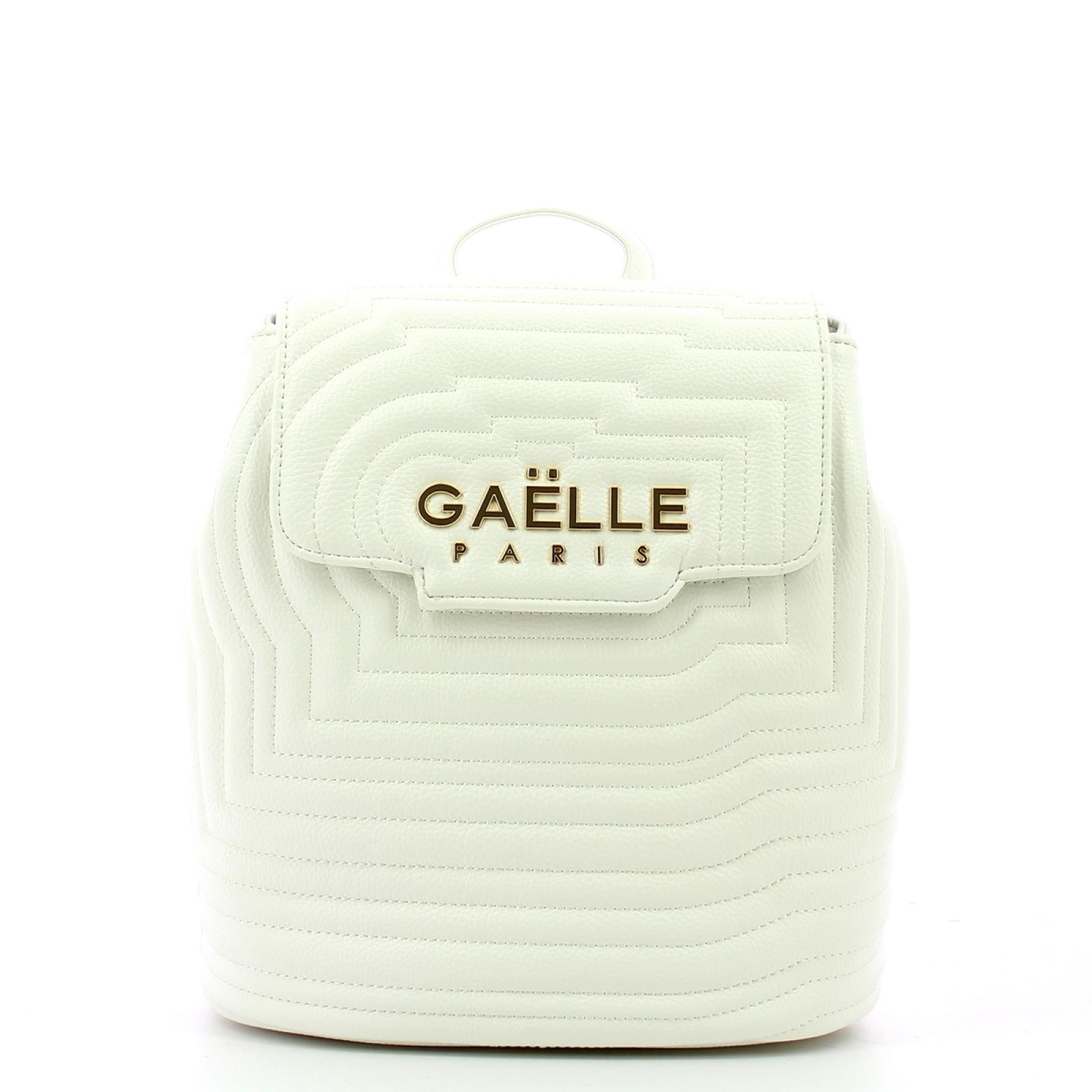 Gaelle Zaino Matelassè Logo - 1