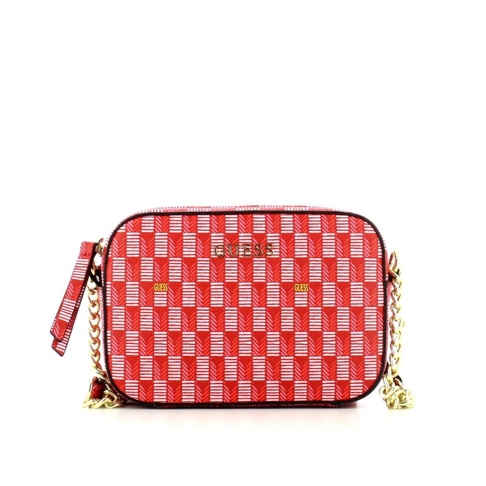 Jetset Mini Crossbody Top Zip