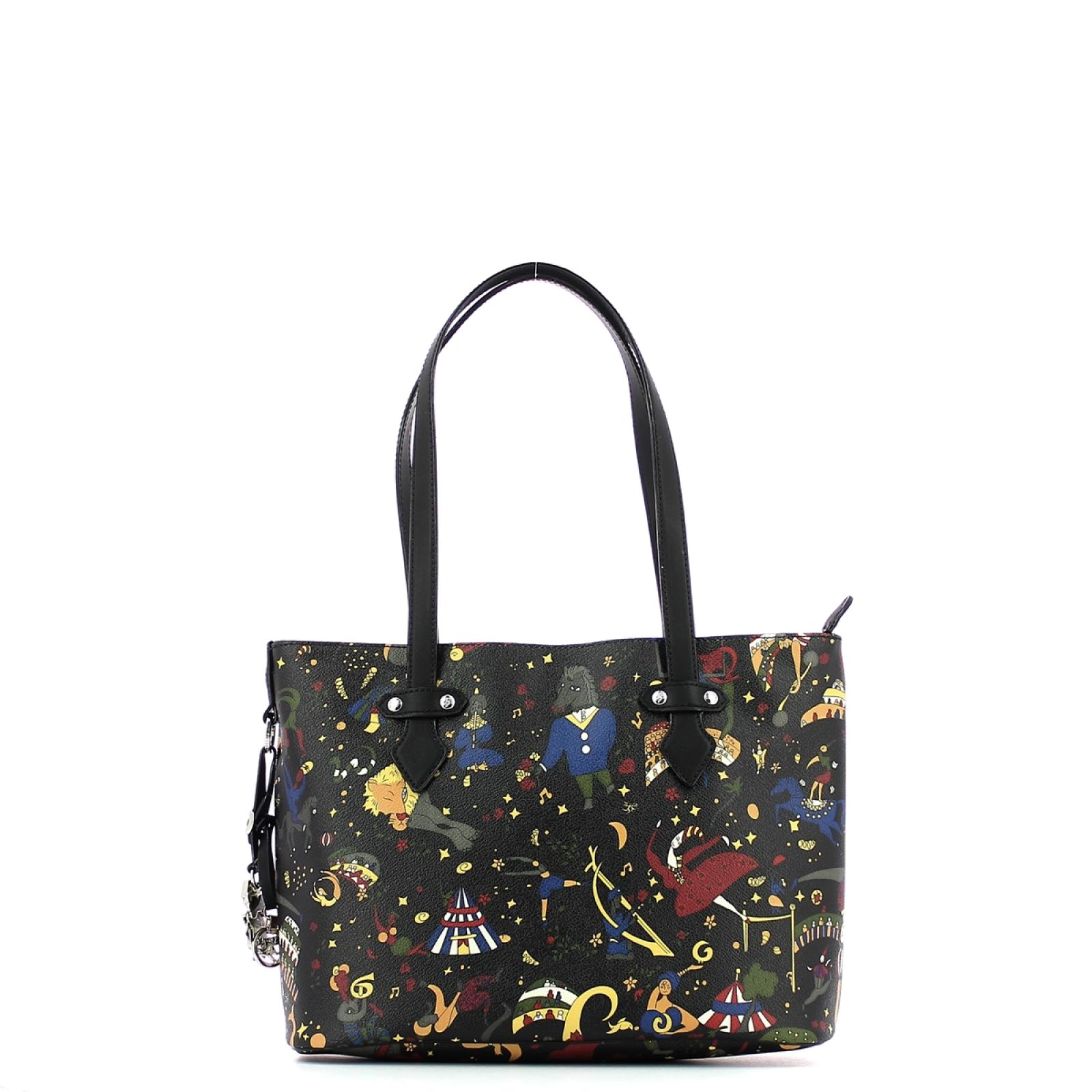 Chiara Tote Bag Magic Circus - 1