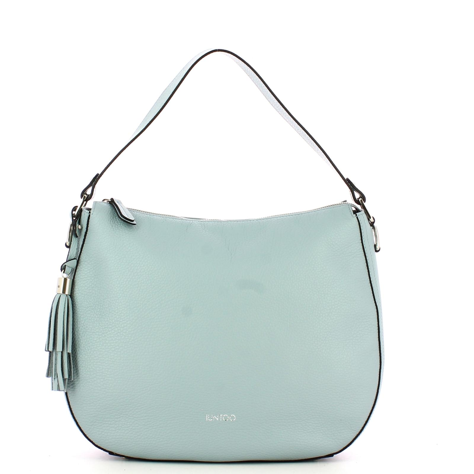 Iuntoo Hobo Bag in pelle Armonia - 1