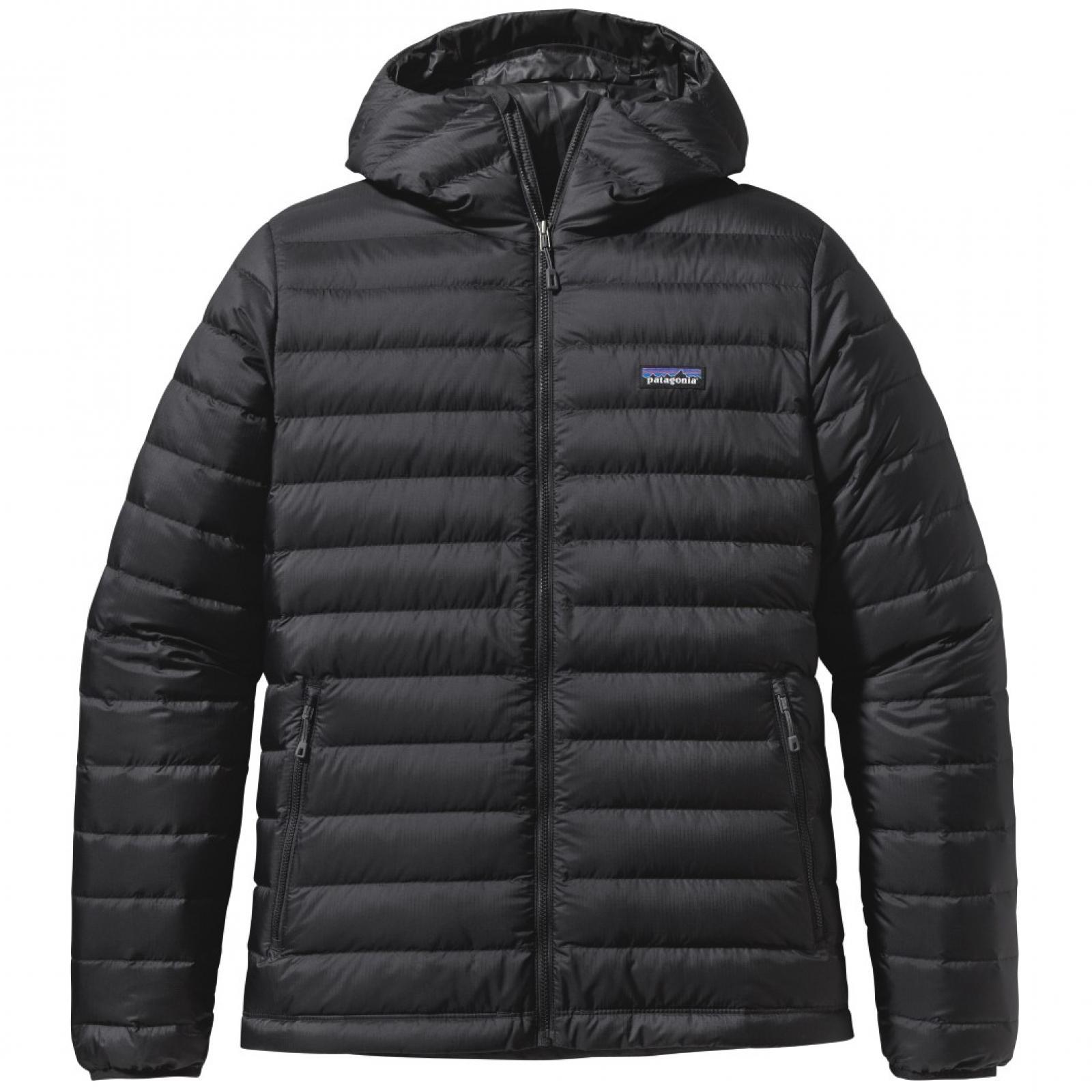 PAT Men's Down Sweater Hoody - 1