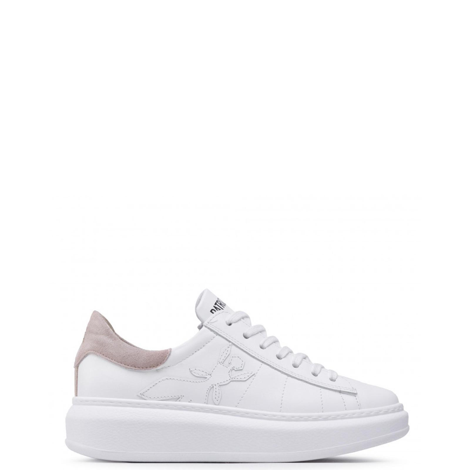 Patrizia Pepe Sneakers Platform in pelle - 1