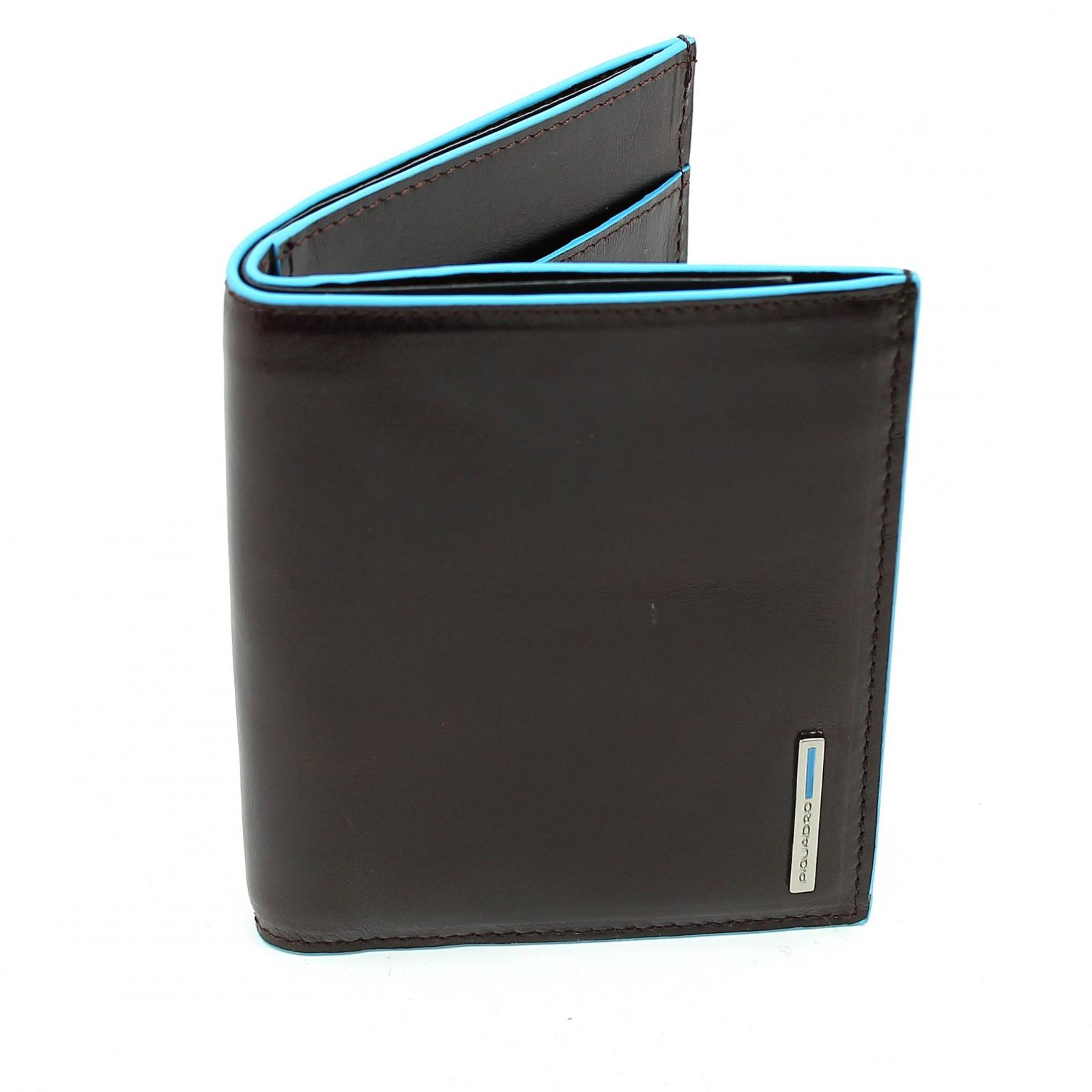 Blue Square Wallet