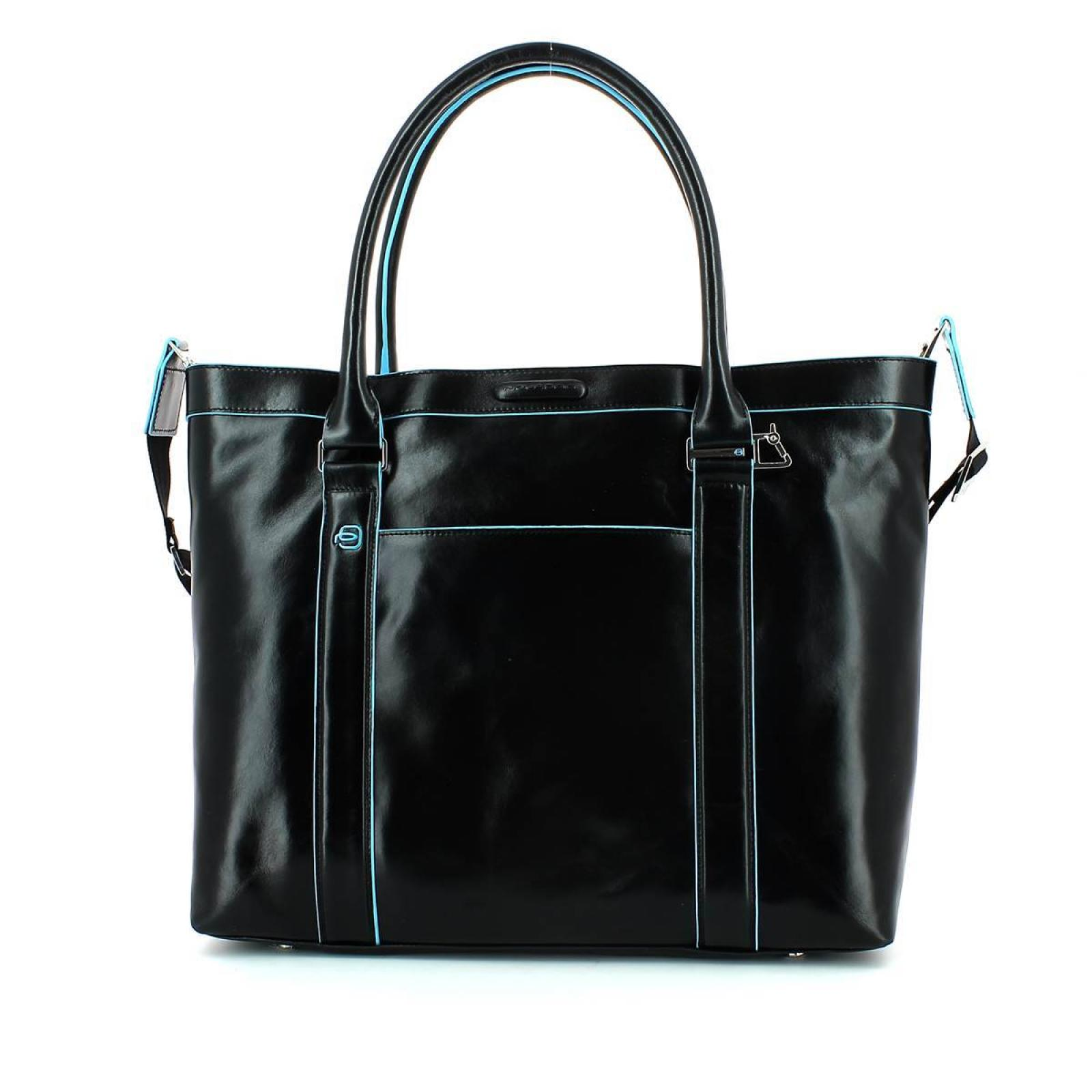 Blue Square Bag