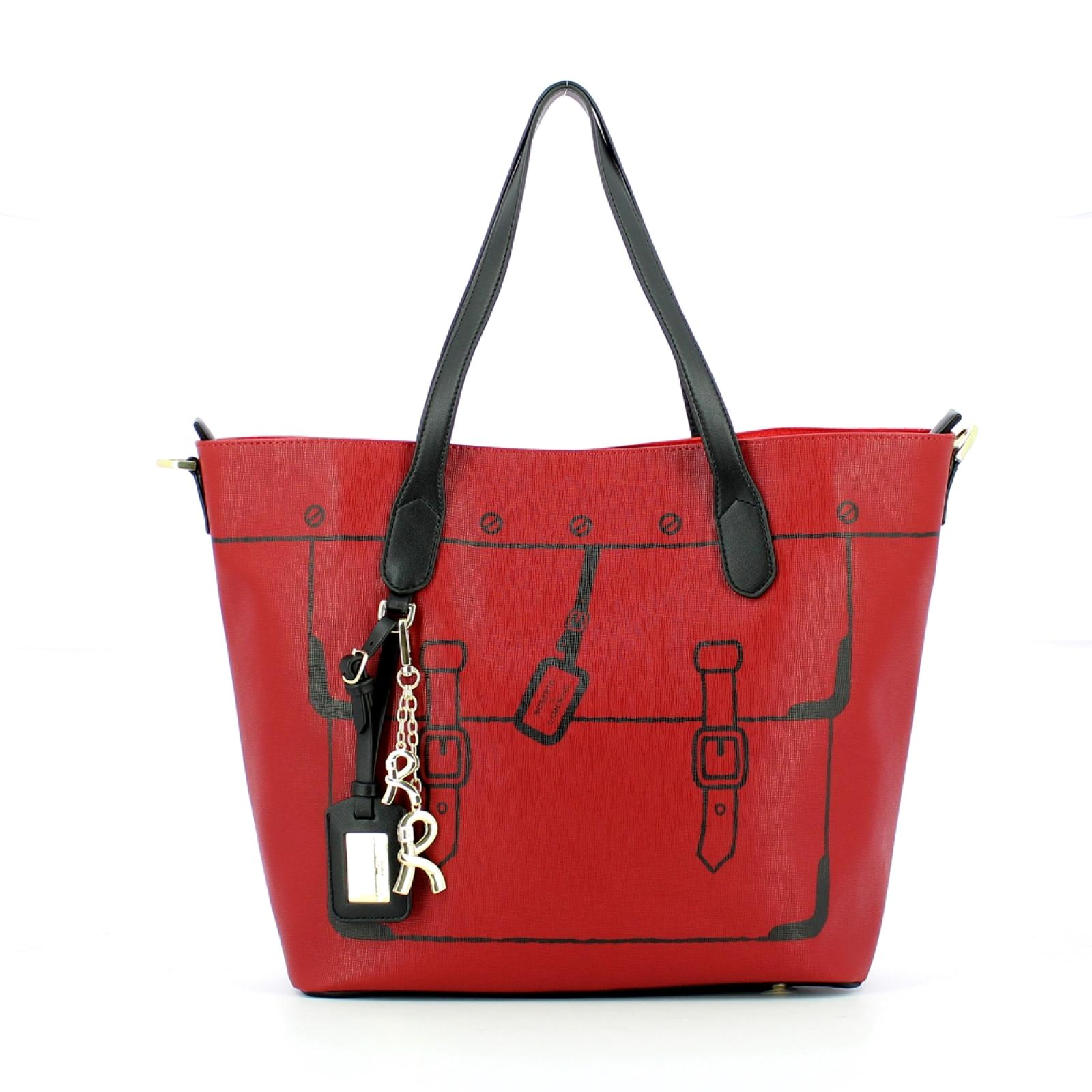 Roberta Di Camerino Shopper Grafic Medium - 1