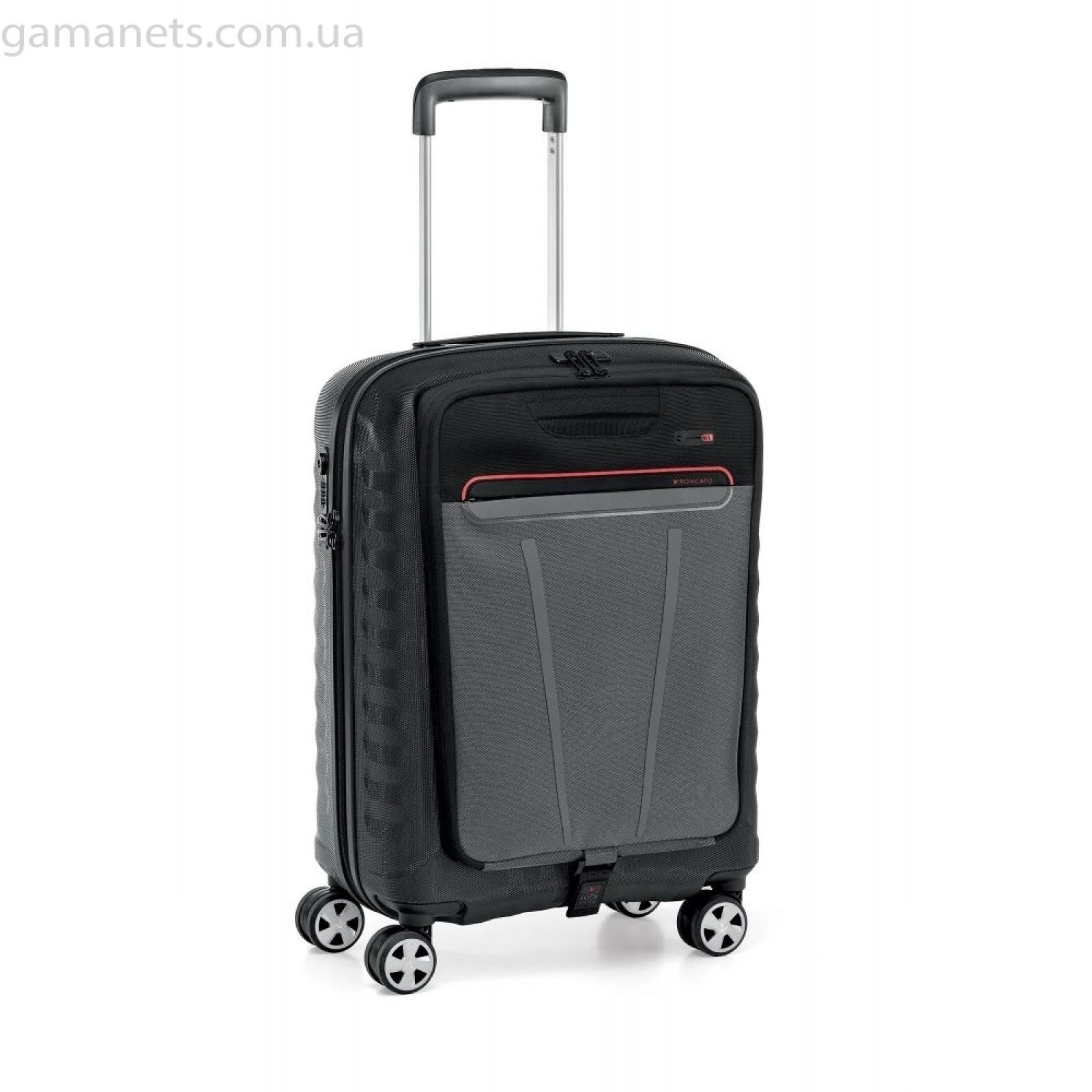 Cabin Case Business Double Spinner 55 cm-RS/NE-UN