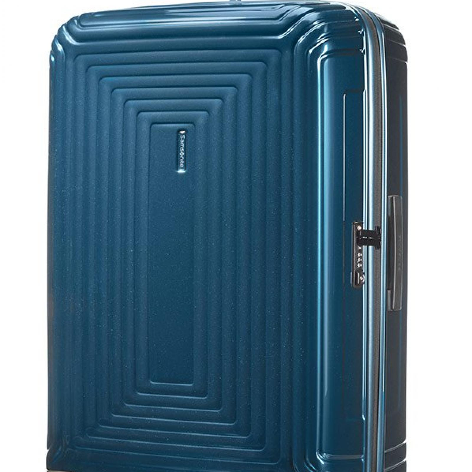 Medium Trolley 75/28 Neopulse Spinner-MET.BLUE-UN