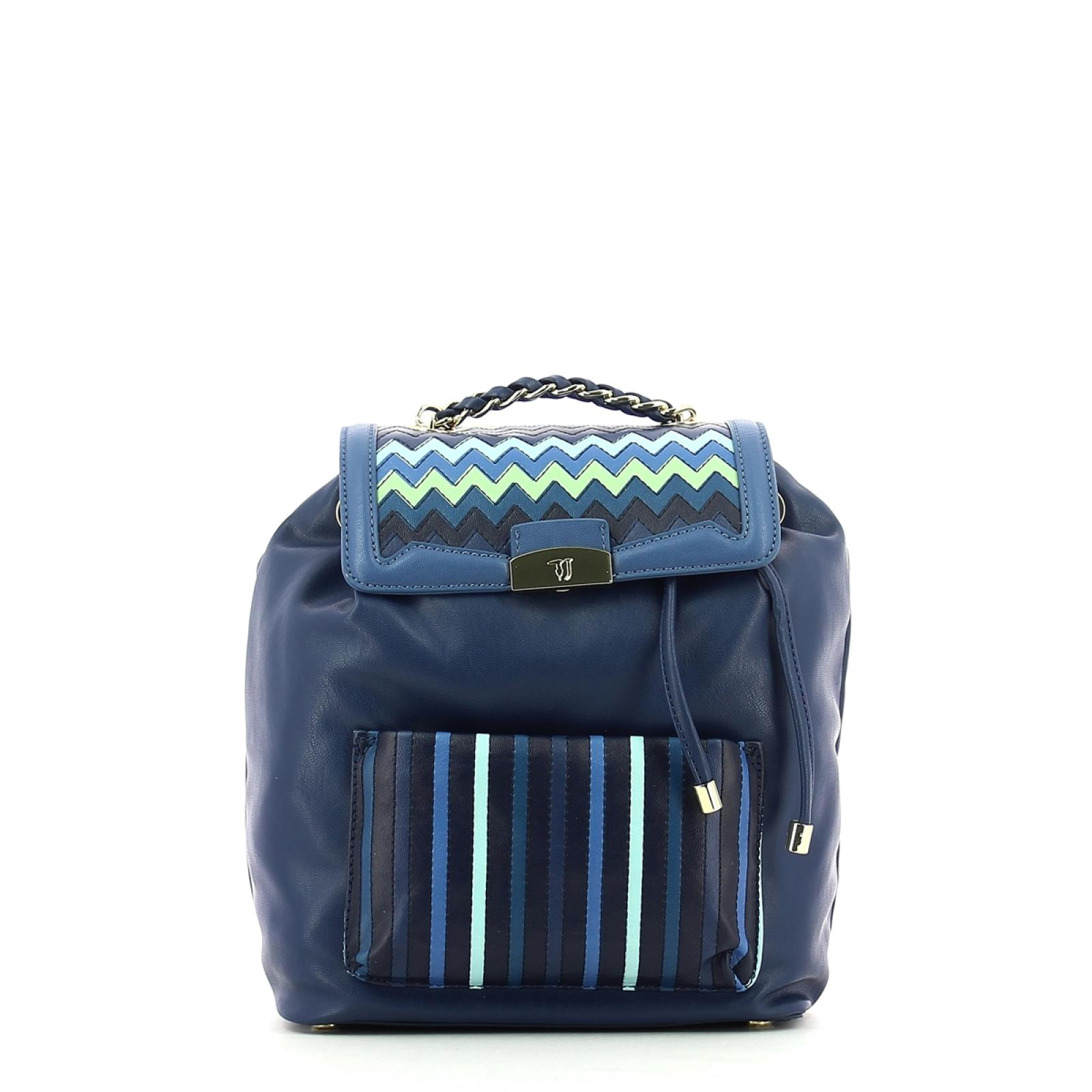 Backpack Saint Tropez-BLUE-UN