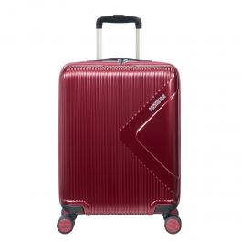 Bagaglio a Mano 55/20 Modern Dream Spinner - WINE/RED
