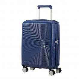 American Tourister Bagaglio a Mano 55/20 Exp Soundbox Spinner - MIDN.NAVY