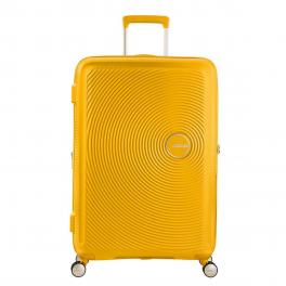 Cabin case 55/20 Exp Soundbox Spinner-GOLDEN/YELLOW-UN