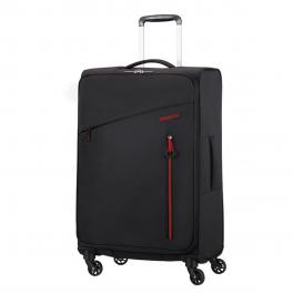 American Tourister Trolley Medio Litewing Spinner 70 cm - VOLC.BLACK