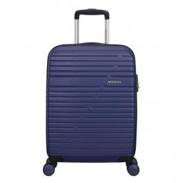 American Tourister Bagaglio a mano Aero Racer Spinner 55/20 - NOCTURNE/BLUE
