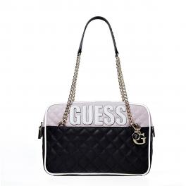 Guess Borsa a spalla Brielle Color Block - MOONSTONE/MULTI