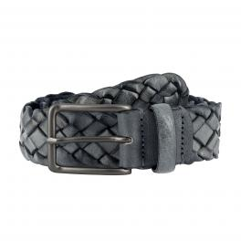 Accessori  Uomo  Timeless - Belt - Black Slate
