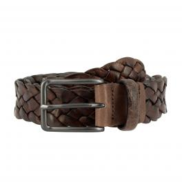 Accessori  Uomo  Timeless - Belt - Cocoa Brown