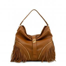 Hobo Bag con frange - 1