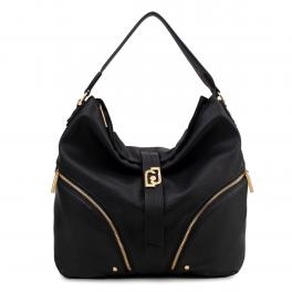 Hobo Bag con zip - 1