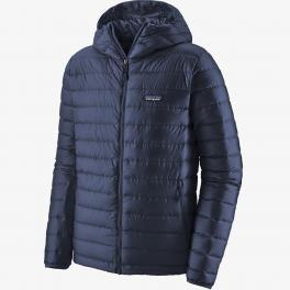 Men's Down Sweater Hoody - 1