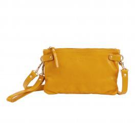 Borse  Donna  Timeless - Pochette  - Saffron Yellow
