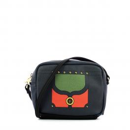 Grafic Pocket Crossbody Bag - 1