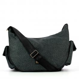 Borbonese Portofino Medium Crossbody - 1