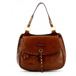 The Bridge Top Handle Vallombrosa Bag with crossbody - 1