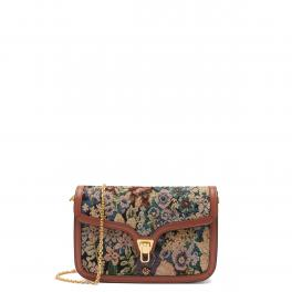 Coccinelle Borsa a tracolla Beat Tapestry - 1