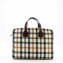 Daks Laptop Briefcase - 1