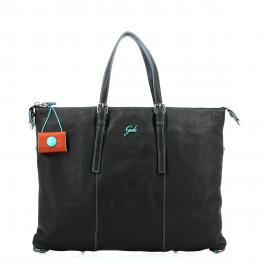 Shopper Goldie L Ruga-NERO-UN