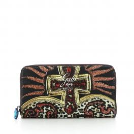Zip Around Wallet GMoney17-CROCE-UN