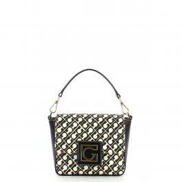 Gherardini Minibag Millerighe Fashion Luggage Nero - 1