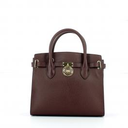 Guess Borsa a mano Peony in pelle - 1