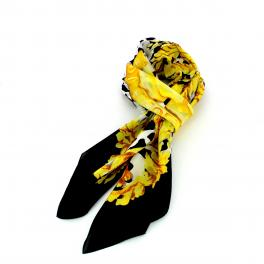 Guess Foulard in seta Yellow - 1