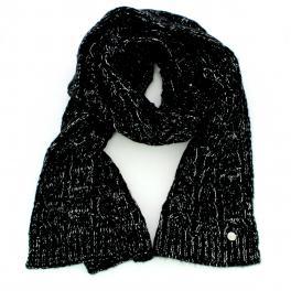 Guess Sciarpa in lana a maglia - 1
