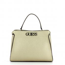 Guess Borsa a mano Uptown Chic Large Gold - 1