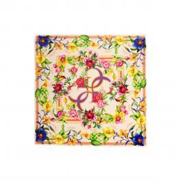 Guess Foulard con fiori 130 x 130 - 1