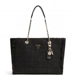 Guess Borsa a spalla Cessily Tweed - 1